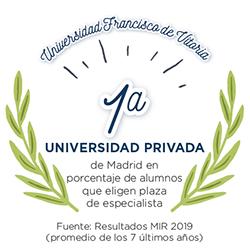 universidad plaza especialista ufv 2020 Sobre la UFV Estudiar en Universidad Privada Madrid