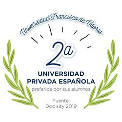 universidad preferida alumnos ufv Sobre la UFV