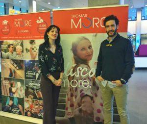 yasmina martin y manuel rodriguez aragon Testimonios Estudiar en Universidad Privada Madrid