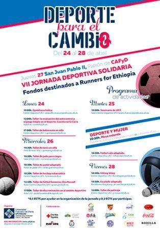 jornada deportiva deporte cambio 314x454 VAS Voluntarios por la Acción Social