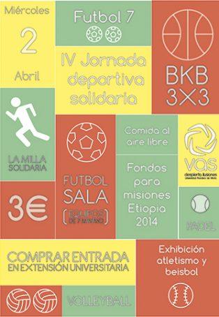 jornada deportiva iv 314x454 VAS Voluntarios por la Acción Social