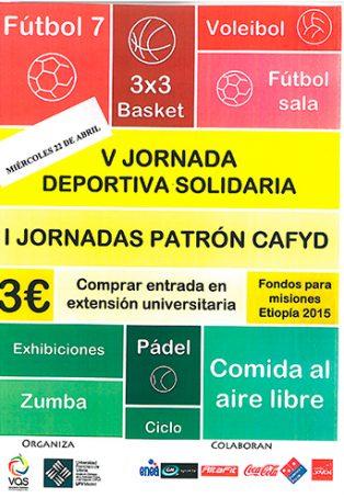 jornada deportiva patron cafyd 314x454 VAS Voluntarios por la Acción Social