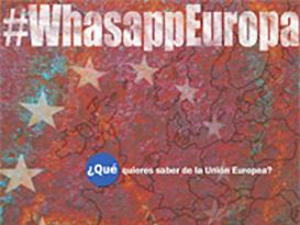 whasappeuropa 1 Centro de Documentación Europea CDE