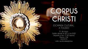 CORPUS CHRISTI 300x169 Actividades Culturales