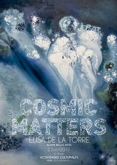 ac cosmic matters 401x567 U Shop Cultural Estudiar en Universidad Privada Madrid