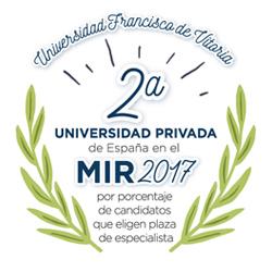 premio mir17 Sobre la UFV