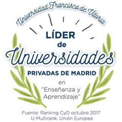 premio privadas Sobre la UFV