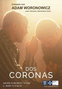 DOS CORONAS 212x300 Actividades Culturales
