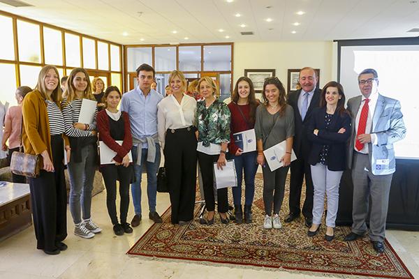 encuentro intergeneracional 2 Majadahonda busca aumentar la competitividad profesional y empresarial mediante la colaboración senior junior Estudiar en Universidad Privada Madrid
