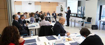 Desayuno IDDI 403x174 Actividades Estudiar en Universidad Privada Madrid