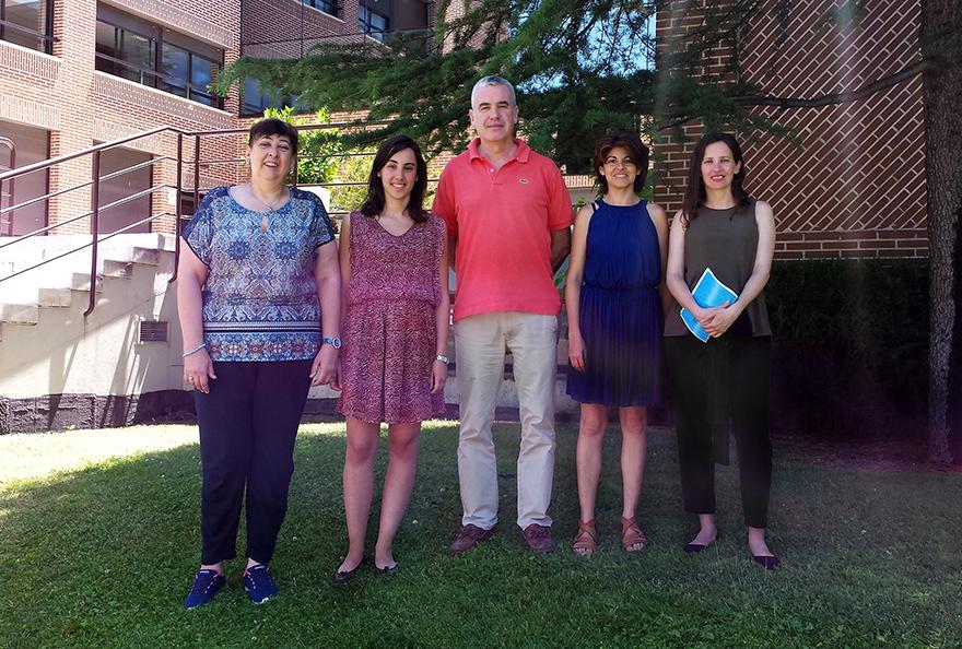 Grupo Neurorregeneracion Instituto de Investigaciones Biosanitarias