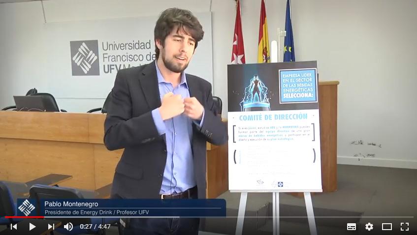 serious game II Edición del Serious Game Estudiar en Universidad Privada Madrid