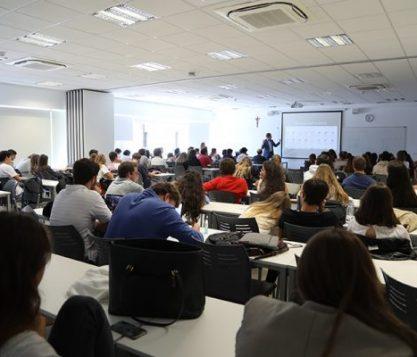 Jeroen van den Hoven inaugura el grado en Business Analytics 417x357 actualidad UFV Estudiar en Universidad Privada Madrid