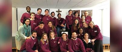 Encuentros con cristo Pastoral Universitaria Estudiar en Universidad Privada Madrid