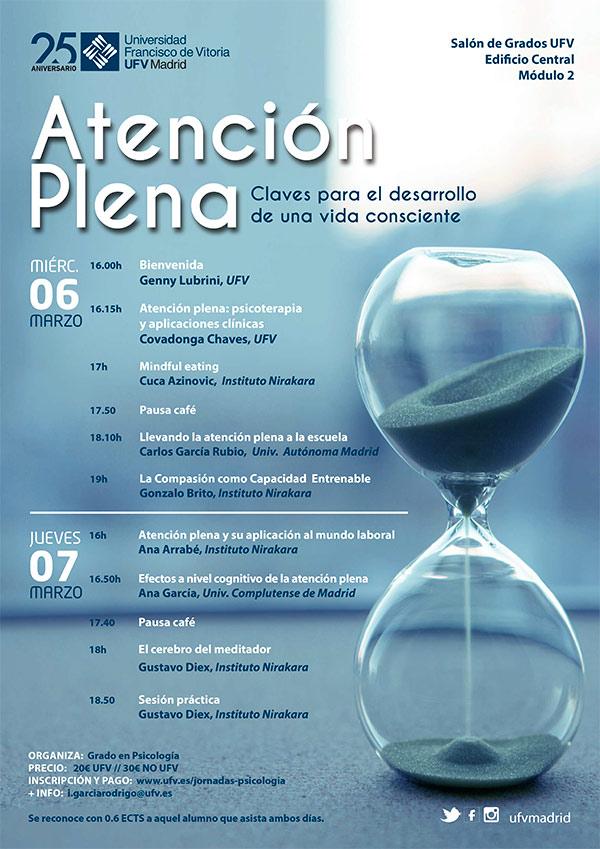 AtencionplenaA3 Jornadas Psicología