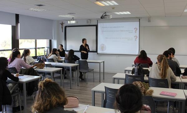 Taller empleabilidad El Departamento de Prácticas y Empleo ha organizado un taller de empleabilidad para los alumnos