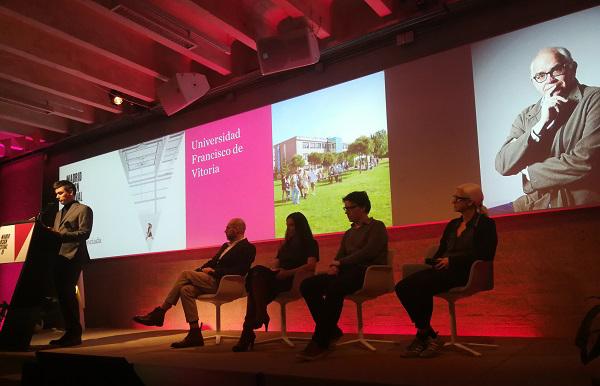 coam Presentación en COAM de la segunda edición de Madrid Design Festival