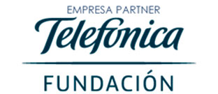 logo fundacion telefonica Empresas colaboradoras