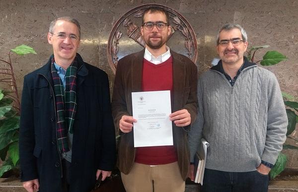 88cd7bd5 2eeb 417a 8e5b a2923d9b5ee2 El profesor Santiago Huvelle defiende su tesis con Sobresaliente Cum Laude Estudiar en Universidad Privada Madrid