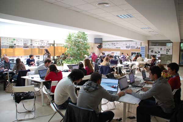 ALUMNOS La UFV consigue el mayor aumento en el número de matrículas de másteres según el Ministerio de Educación