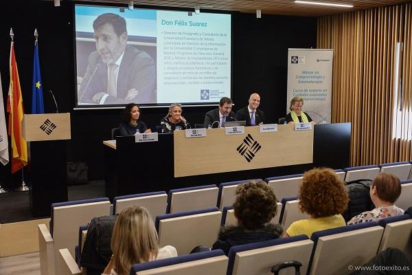 Arranca en la UFV la nueva edición del único Máster universitario para formar a enfermeros expertos en pacientes ostomizados Arranca en la UFV la nueva edición del único Máster universitario para formar a enfermeros expertos en pacientes ostomizados Estudiar en Universidad Privada Madrid