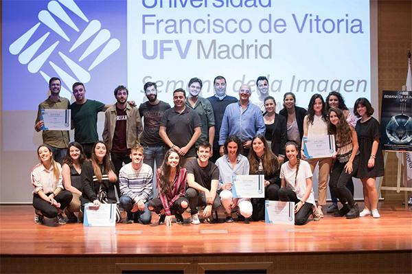Canon España renueva su colaboración con la Universidad Francisco de Vitoria Canon España renueva su colaboración con la Universidad Francisco de Vitoria