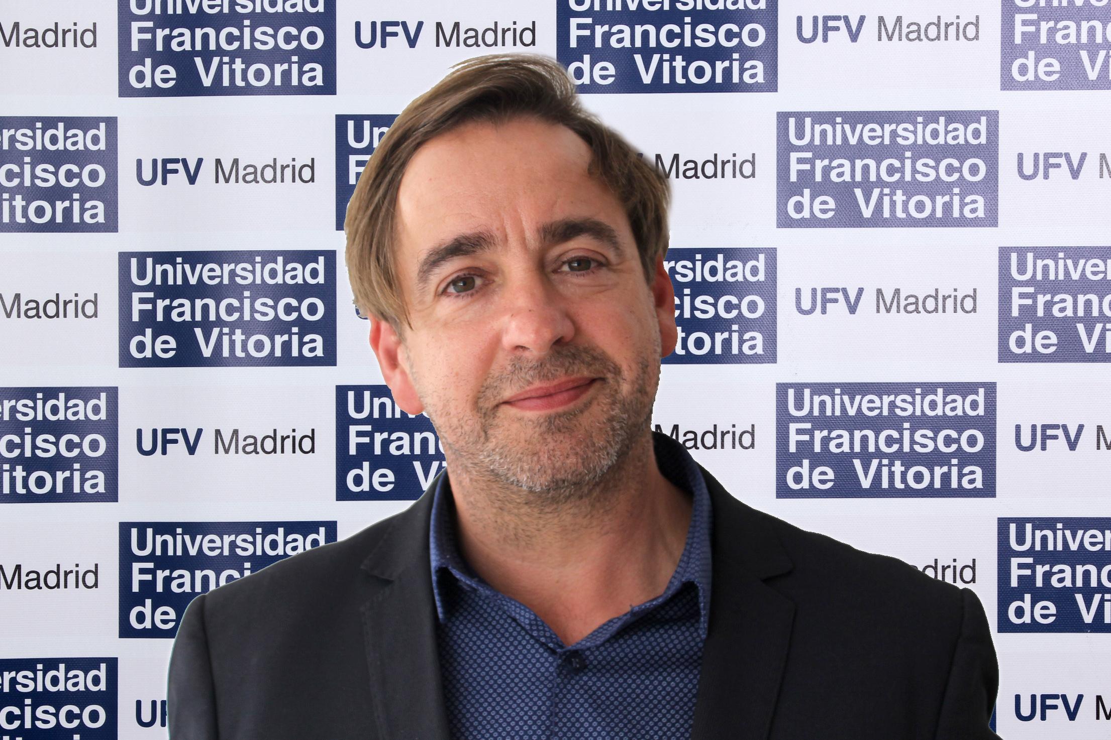 """Carlo José Martínez Carlos José Martínez, nuevo director del Coro UFV: """"La música en la Universidad es una oportunidad para compartir, integrar y buscar la belleza"""""""