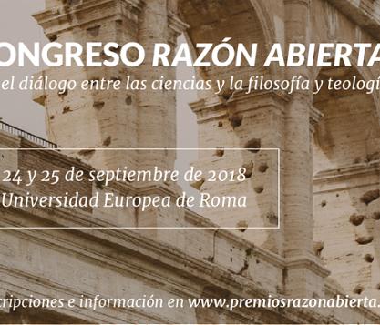 Congreso Razón Abierta 417x357 actualidad UFV Estudiar en Universidad Privada Madrid
