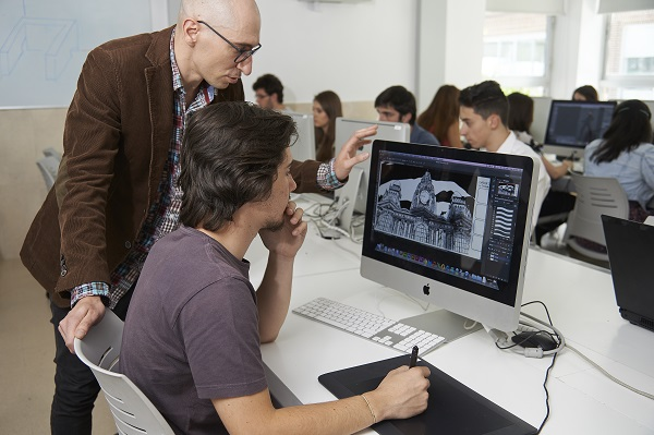 %name El Grado en Creación y Narración de Videojuegos de la UFV investiga el aprendizaje a través de los videojuegos