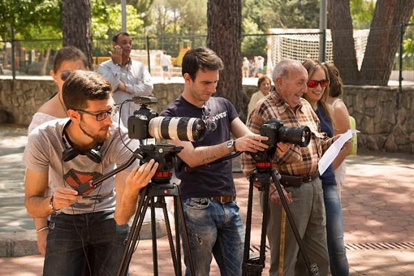 El cortometraje Viejos seleccionado en cinco certámenes nacionales e internacionales El cortometraje '¿Viejos?', seleccionado en cinco certámenes nacionales e internacionales