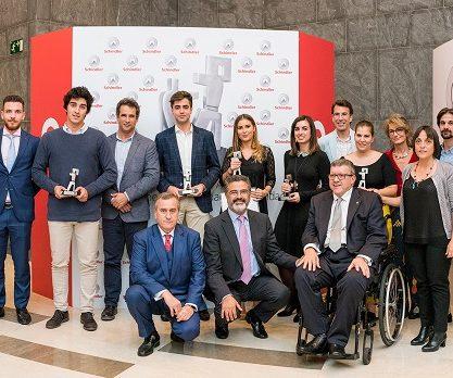 El proyecto 'Drone City' vencedor de la 7ª edición de los Premios Schindler España de Arquitectura 417x348 actualidad UFV
