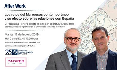 FLORENTINO MARRUECOS WEB PADRES UFV Padres UFV
