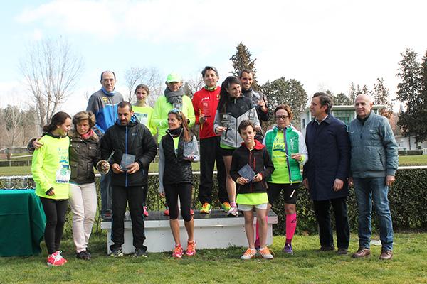Foto de familia con todos los ganadores 1 Éxito de la IV Carrera Solidaria CCVM con la Fundación Pablo Horstmann celebrada este fin de semana