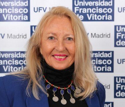 Inmaculada puebla directora del Centro de Simulación Empresarial de la UFV ponente en el I Simposio Iberoamericano en Simulación de Negocios 417x357 actualidad UFV
