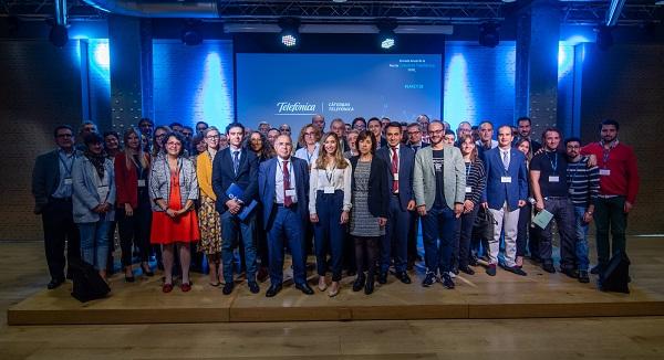 JRCT 2018 NdP Fot 1 23 Universidades, entre ellas la UFV, y 52 profesionales debaten sobre el futuro de la Universidad en España