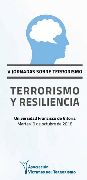 La AVT celebra sus V Jornadas de terrorismo reflexionando sobre terrorismo y resiliencia La AVT celebra sus V Jornadas de terrorismo reflexionando sobre terrorismo y resiliencia