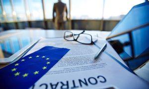 La Comisión Europea renueva el convenio del Centro de Documentación Europea UFV La Comisión Europea renueva el convenio del Centro de Documentación Europea UFV
