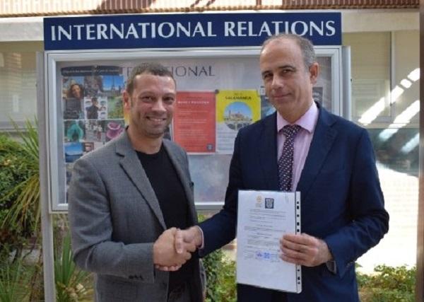 La UFV firma un nuevo acuerdo de movilidad con China La UFV firma un nuevo acuerdo de movilidad con China Estudiar en Universidad Privada Madrid