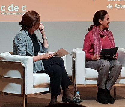 """La UFV participa en la jornada """"Educando en Creatividad"""" del Club de Creativos 417x357 actualidad UFV Estudiar en Universidad Privada Madrid"""