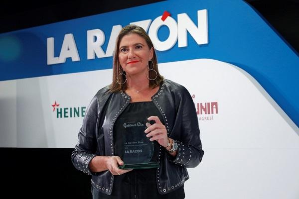 """Le Cordon Bleu Madrid recibe el premio a la """"Formación en alta cocina"""" de La Razón Le Cordon Bleu Madrid recibe el premio a la """"Formación en alta cocina"""" de La Razón"""