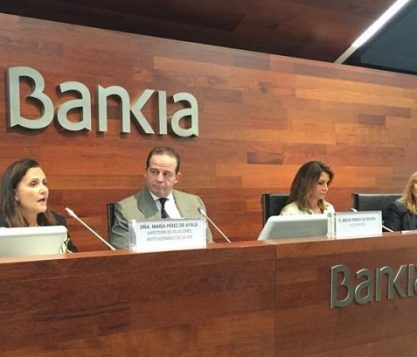 María Pérez de Ayala directora general de Relaciones Institucionales de la UFV participa en 'El reto de las empresas comprometidas' 417x357 actualidad UFV