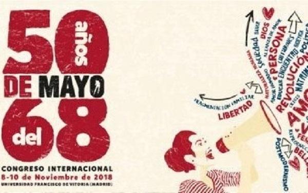 Presentación a medios del Congreso '50 años de Mayo del 68′ Presentación a medios del Congreso '50 años de Mayo del 68′