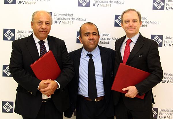 Sin título 2 La UFV y la Fundación Gil Gayarre consolidan su colaboración