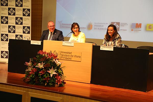 V Jornadas de la Asociación de Víctimas del Terrorismo El próximo 9 de octubre la UFV acoge las V Jornadas de la Asociación de Víctimas del Terrorismo: Terrorismo y resiliencia Estudiar en Universidad Privada Madrid