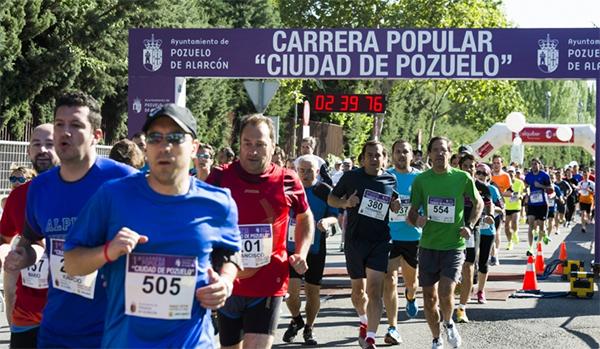 carrera pozuelo La UFV apoya un año más la Carrera Popular de Pozuelo con un servicio de Fisioterapia a los participantes Estudiar en Universidad Privada Madrid
