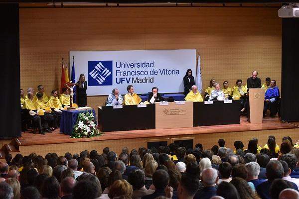 cb23d4ea f8bf 448a 8161 cfc33afd981e La UFV celebra las graduaciones Biotecnología y Farmacia Estudiar en Universidad Privada Madrid