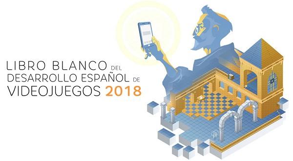headerLB18 Belén Mainer presenta el Libro Blanco del  Desarrollo Español de Videojuegos 2018