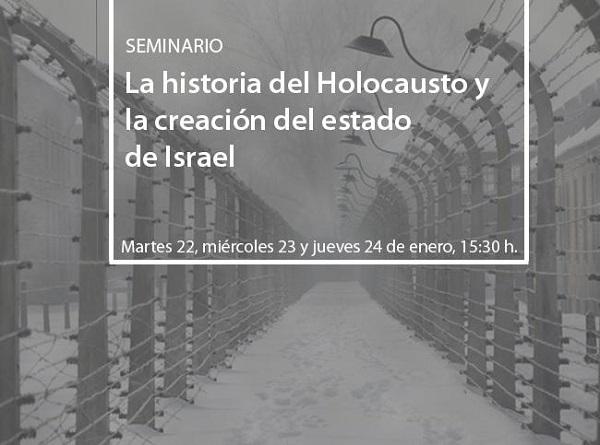 ico000000499798de2ef3c369642b043 La UFV celebra el seminario Israel: historia y memoria dentro de las actividades que conmemoran el mes de la memoria del Holocausto con el centro Sefarad y la Comunidad Judía de Madrid
