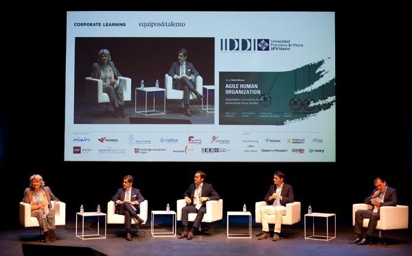 iddi El IDDI participa en el Congreso Corporate Learning Day Estudiar en Universidad Privada Madrid