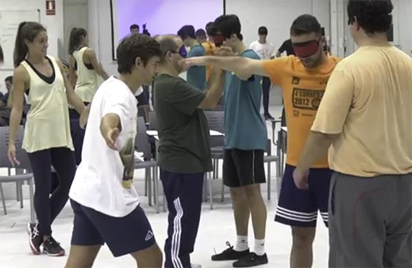 responsabilidad social La Coordinación de Responsabilidad Social y Deporte de CAFyD y la Fundación Gil Gayarre, juntos por la inclusión en las aulas Estudiar en Universidad Privada Madrid